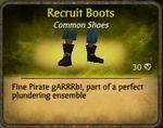 Recruit Boots