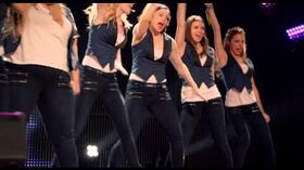 PITCH PERFECT 2 Clip - Bellas Perform At World Championship
