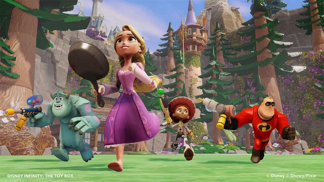 File:Disney Infinity holidaycharacters rapunzel .jpg