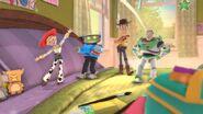 KS - Kinect Rush Snapshot - Toy Story