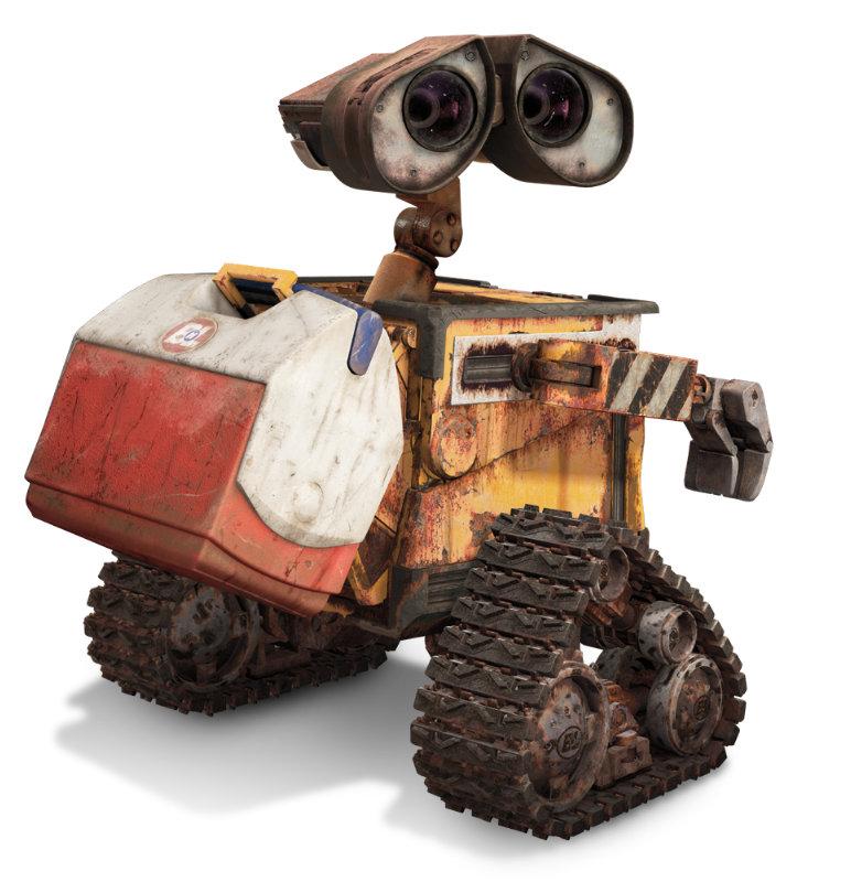 Wall-E character