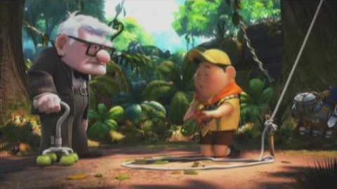 Disney Pixar's Up - Upisode 3