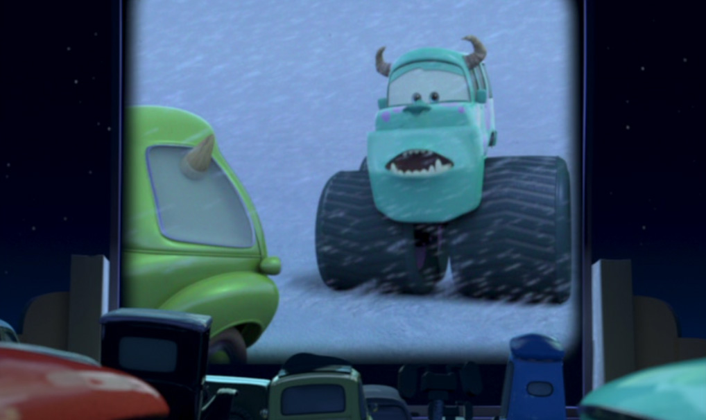 Monster Trucks Inc Pixar Wiki Fandom Powered By Wikia