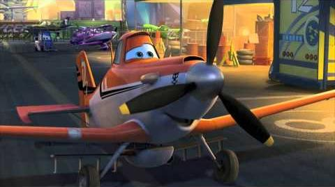 Disney's Planes - American Airlines Exclusive Trailer