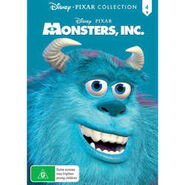 Monsters inc Big W
