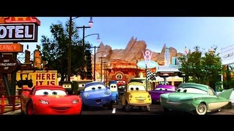 "Cars Land ""Opening Day"" - TV Spot"