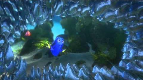 "Finding Nemo 3D - ""Just Keep Swimming"" PSA"
