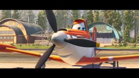 """Drop the Needle"" Clip - Planes Fire & Rescue"
