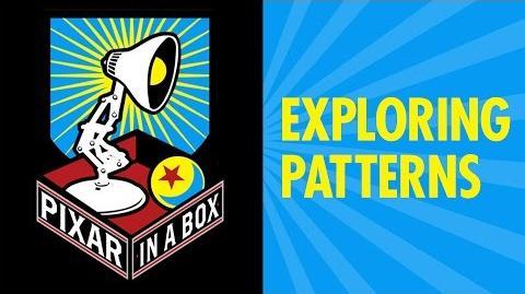 Exploring Patterns Pixar in a Box