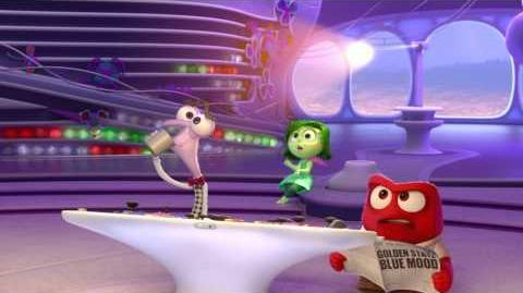 Inside Out - Again Clip - Official Disney Pixar HD