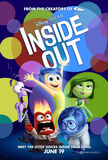 Inside Out Second Poster