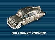 Sir Harley Gassup