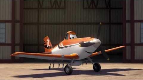 Aviones Dusty