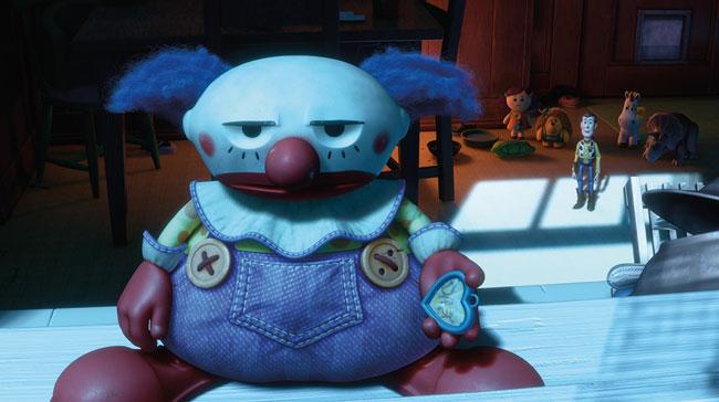 Chuckles The Clown Pixar Wiki Fandom Powered By Wikia