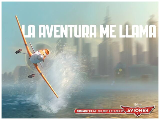 File:La Aventura Me Llama.jpg