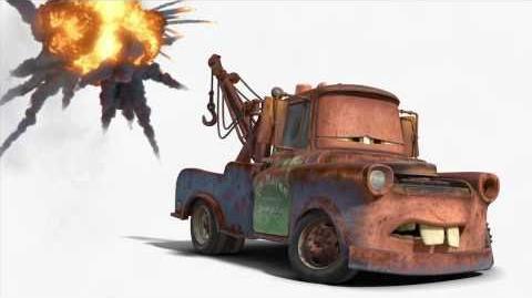 Cars 2 Video Game Trailer - Disney Pixar