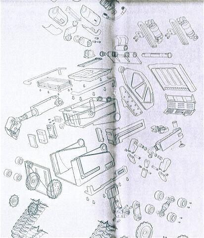 File:WALLE being dismantled.jpg