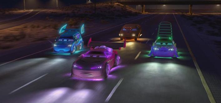 Tuner Cars Pixar Wiki Fandom Powered By Wikia