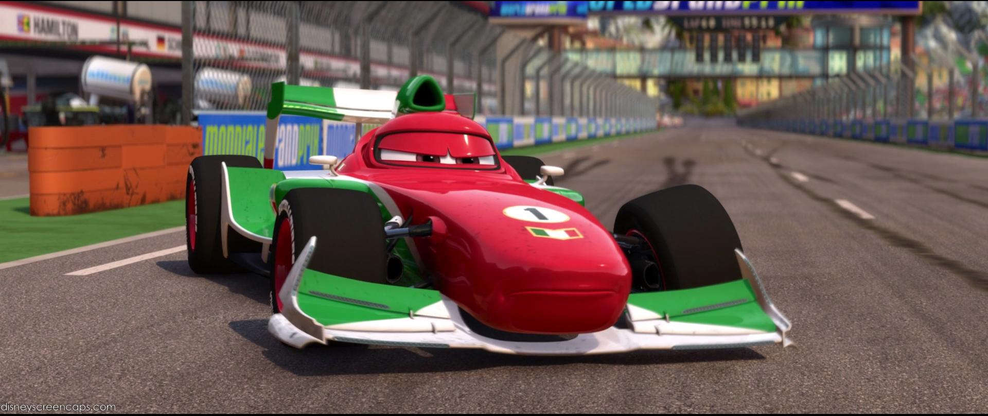 Cars  Ridemakerz Francesco