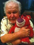 Ned Beatty toy story 3 otso