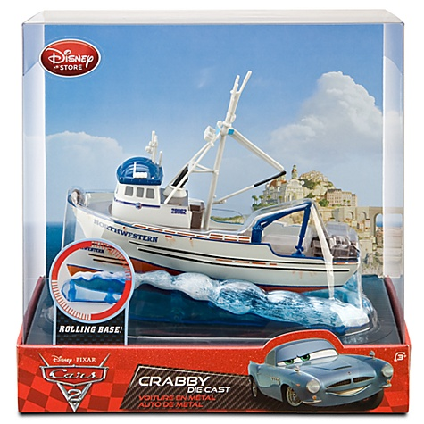 File:Cars 2 Crabby Die Cast Boat 1.jpeg