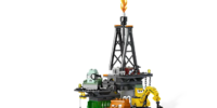 9486: Oil Rig Escape