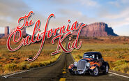 Cars The California Kid by danyboz