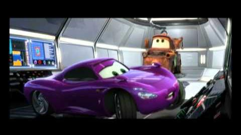 Cars 2 Holley's Hot Tips