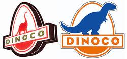 Dinoco-CarsLogo