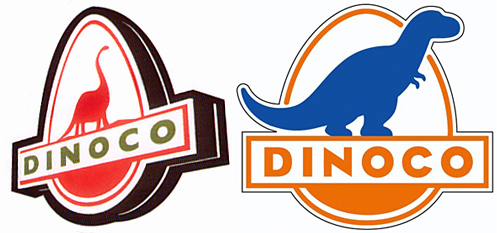 Dinoco Gas Station