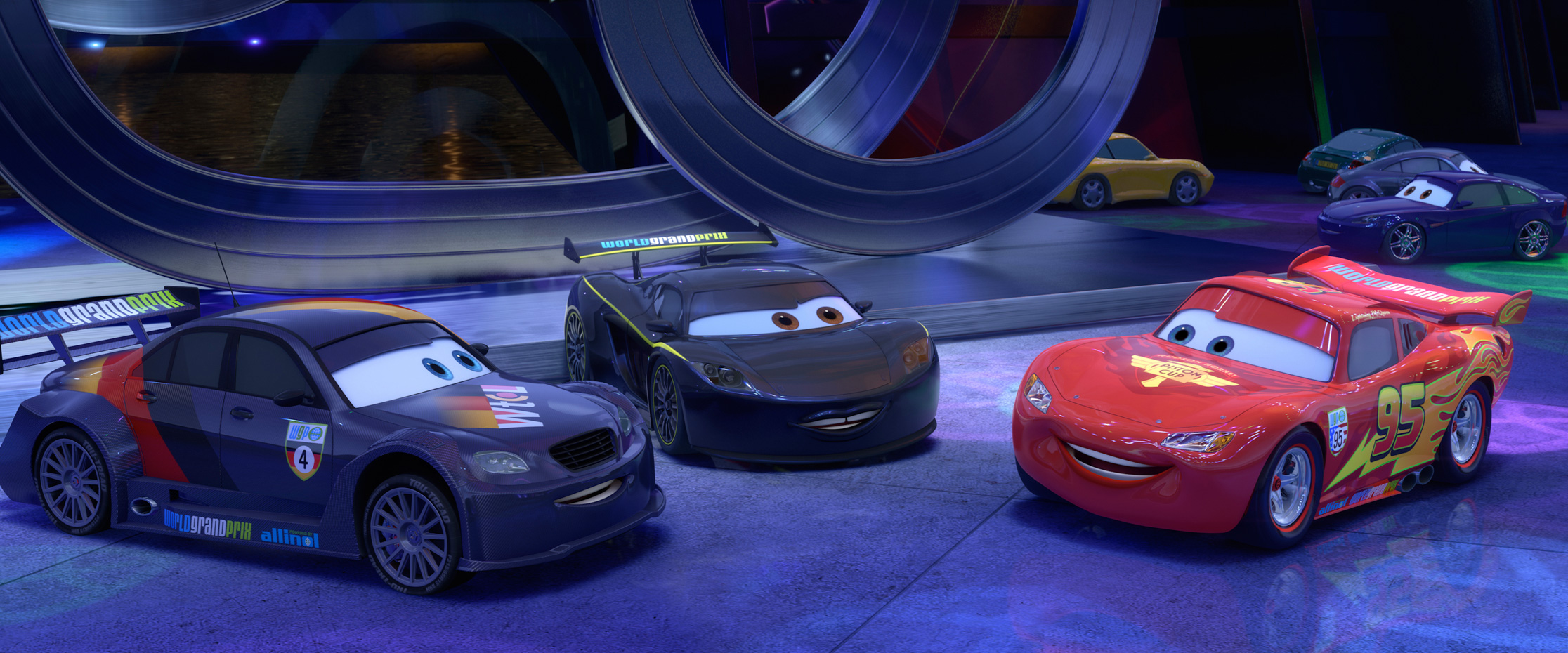 Localization In Cars 2 Pixar Post Forum