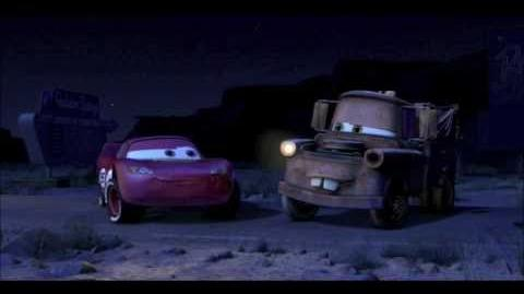 Cars toon - Moon mater in HD