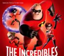 The Incredibles Cast & Crew Soundtrack