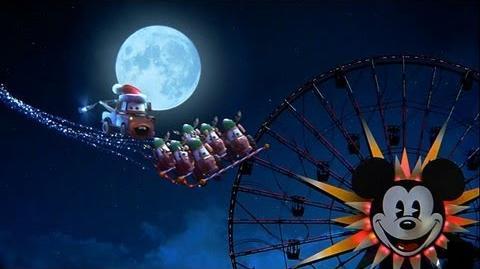 "Disneyland Resort- ""Mater Bells"" TV Spot"