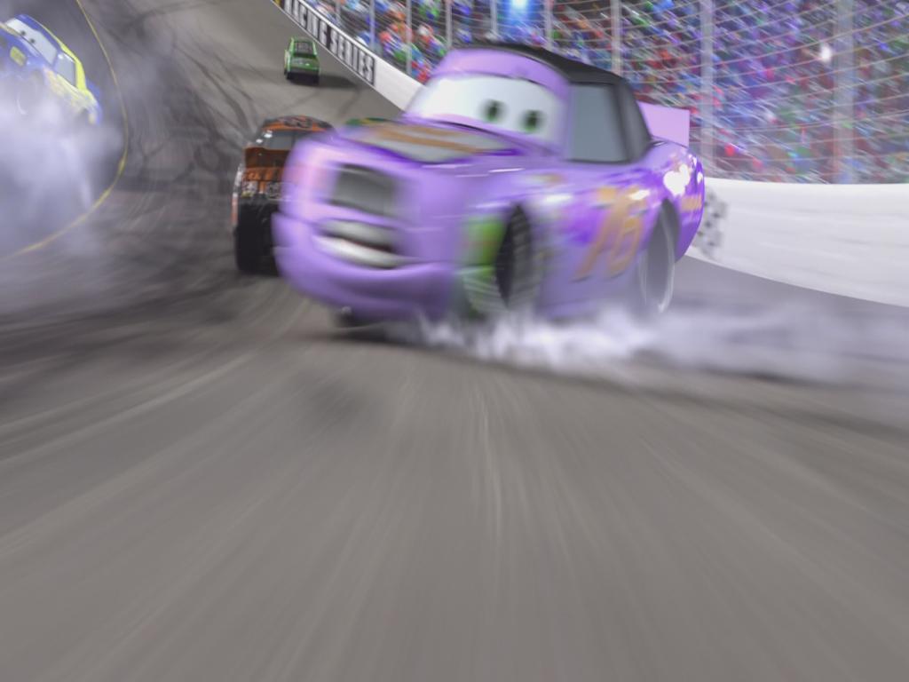 Crusty Rotor Pixar Wiki Fandom Powered By Wikia