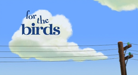 For the Birds title card