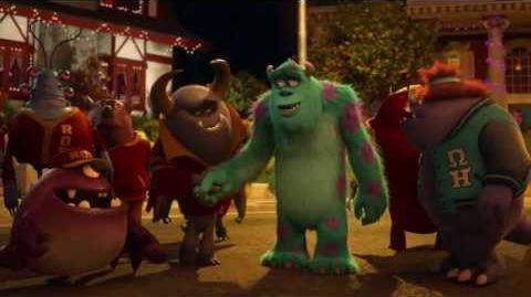 "Monsters University ""ROR Material"" Clip"