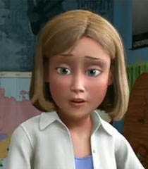 Ms. Davis | Pixar Wiki | Fandom Powered By Wikia