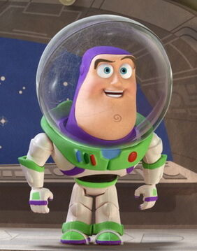 Toy Story Toon short Small Fry Mini-Buzz