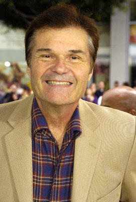 fred willard behind