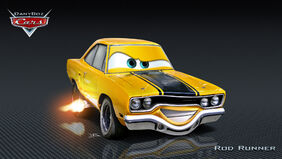 Cars rod runner by danyboz-d4a7dsn