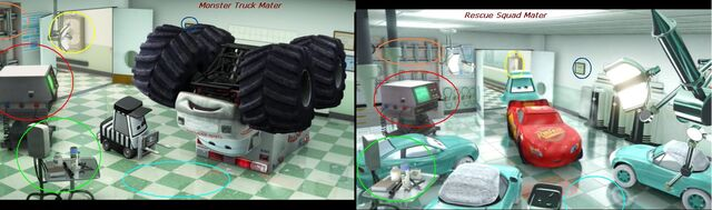 File:Hospital room seing in Monster truck Mater and in Rescue Squad Mater..jpg