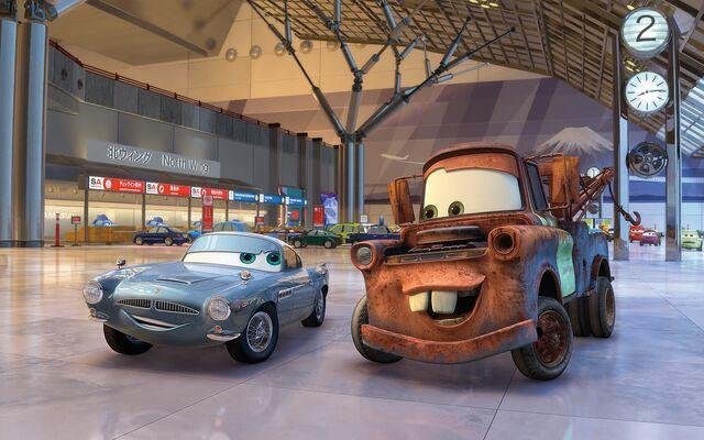 File:Cars 2 Mater Finn McMissile.jpg