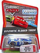 Mood springs rubber tires race o rama kmart