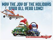 May The Joy Of The Holidays Soar All Year Long!