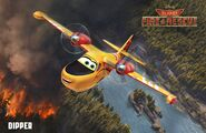 Lil Dipper - Planes Fire and Rescue