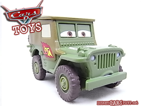 File:Disney Cars 2 Race Team Memeber Sarge.jpg