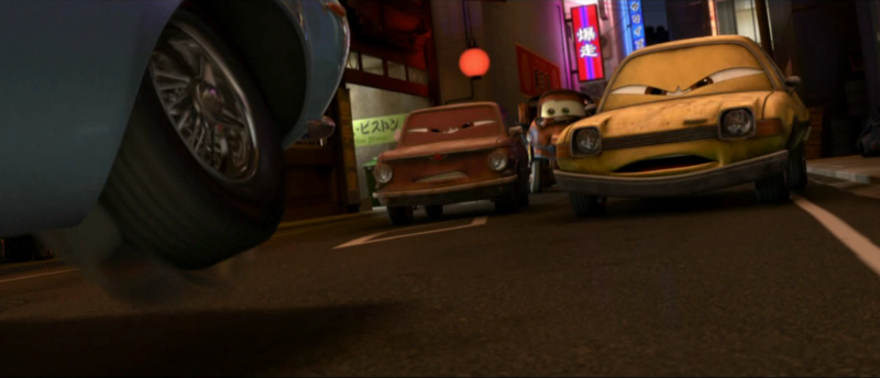 Fred Pacer Pixar Cars Wiki Fandom Powered By Wikia