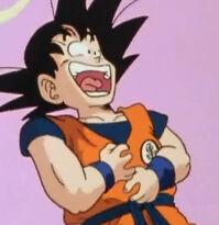 Goku śmieje się z żartu Kaio - DB Kai.jpg