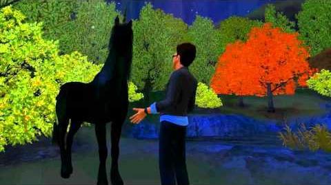 The Sims 3 Zwierzaki - poradnik 2 Jednorożce